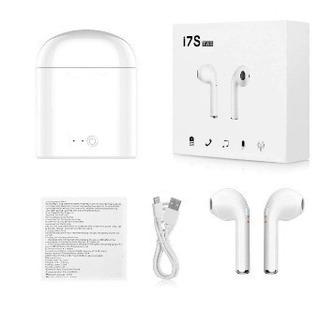 Bluetoothイヤホン ワイヤレス 高音質 通話可 充電式収納ケース 軽量 − 福岡県