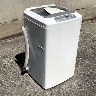 ★ 動作〇 ★ 全自動電気洗濯機 Haier JW-K42…
