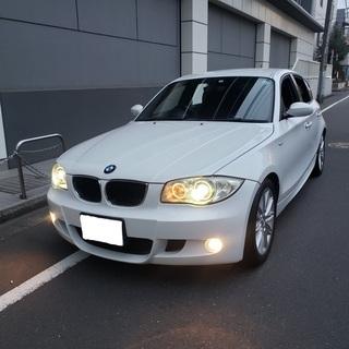 BMW116Mスポ H21後期 車検2年11月 走行61000キ...
