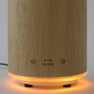 BRUNO wood aroma Mist(加湿器・ディフューザー)