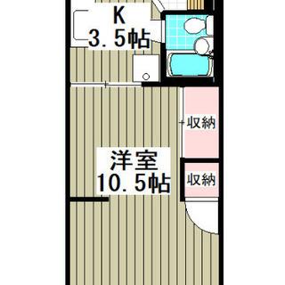 初期費用なんと5万円!! 多摩モノレール線上北台駅徒歩5分♪ さ...