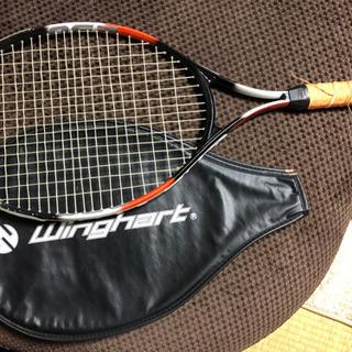 【中古】硬式テニスラケット ①の画像