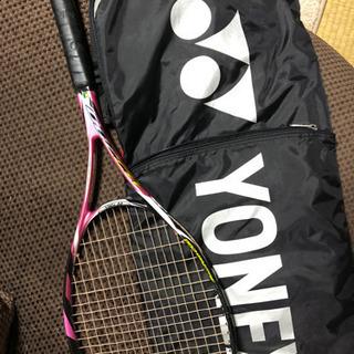 【中古】YONEX 軟式テニスラケット ②