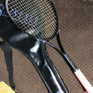 【中古】軟式テニスラケット ③の画像