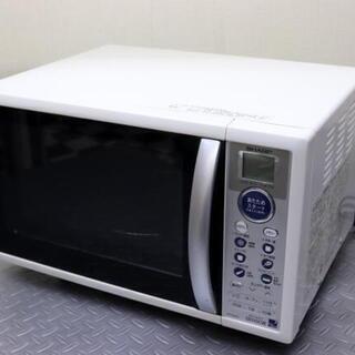SHARP オーブンレンジ  RE-CE40-KB 2007年製...