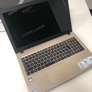 ノートパソコン ASUS x540y 転売目的はご遠慮ください