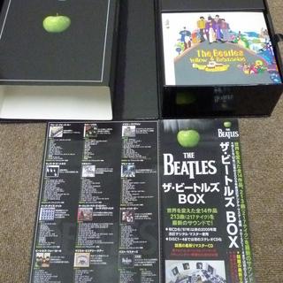 ザ・ビートルズ THE BEATLES  CD DVD BOX