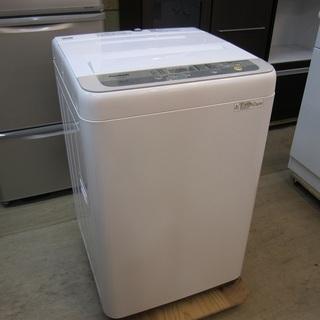 Panasonic 5.0㎏ ステンレス槽 全自動洗濯機 NA-...