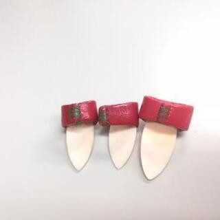 高級 お琴の爪  3個セット
