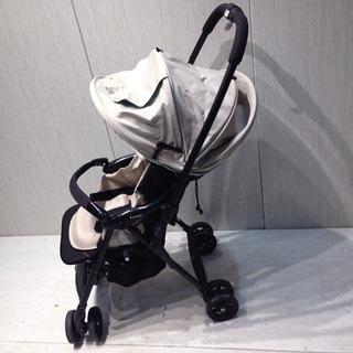 ★1571★COMBI コンビ ベビーカー No.12853 ホワイトレーベル メチャカルファーストα CY-400 散歩 ベビー用品の画像