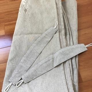 無印良品 カーテン