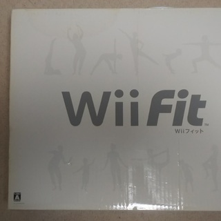 wii fitソフト&バランスwiiボード