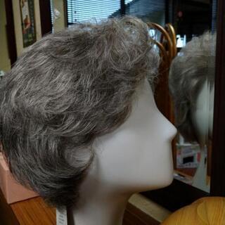 無料のウイッグお試し体験、3D増毛