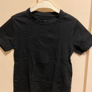 キッズ 130 無地 半袖Tシャツ