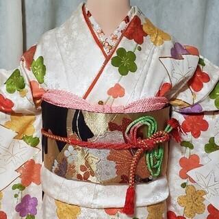振袖d、長襦袢、袋帯、小物 7点セット - 京都市