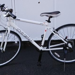 ルイガノ ロード・クロスバイク 700C アルミフレーム 中古美品