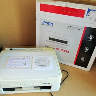 ☆EPSON エプソン Colorio PX-045A 複合機 ...
