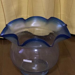 無料 金魚鉢 ガラス製
