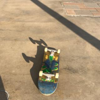 スケートボード会