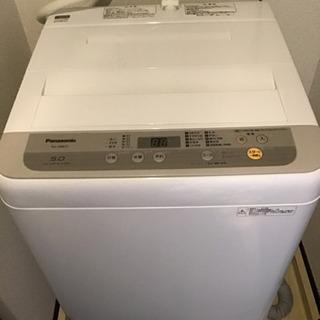 Panasonic 洗濯機 の画像