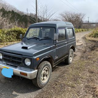 ja11 パノラマルーフ 車検3/16取得 コミ20万