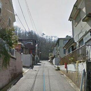 格安!緑豊かな東京郊外の古家付き土地