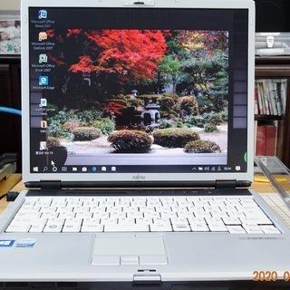 富士通FMV HDDをSSDに入れ替え Windows10へアッ...