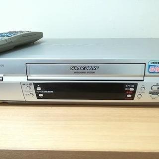 あげます【ビデオカセットレコーダー】Panasonic NV-H...
