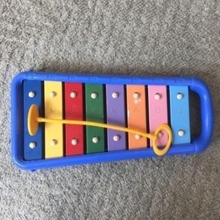 おもちゃ鉄琴 ボーネルンド