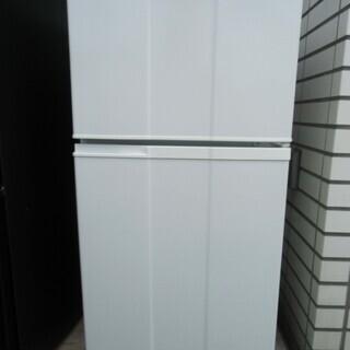 【恵庭】ハイアール 冷凍冷蔵庫 JR-N100C 2011年製 ...
