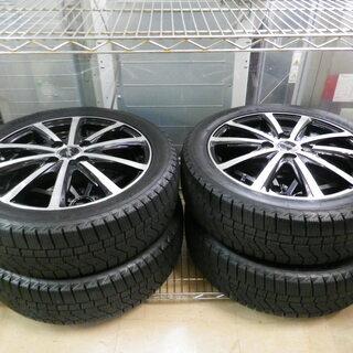 【お買い得品】15インチ タイヤ&ホイール 4本セット HANK...