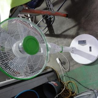 A877 アプロ 扇風機 折りたたみ  型番KTS-DF35GW