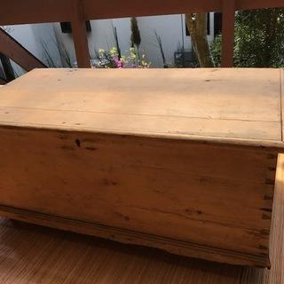 木箱 古道具