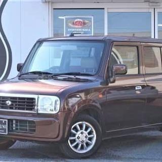 スズキの人気の軽自動車アルトラパン(^_-)-☆