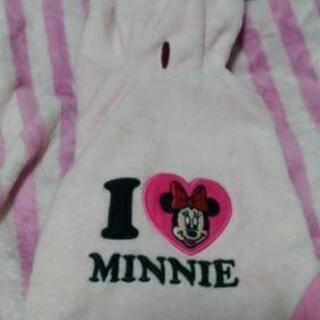 ミニーちゃん 可愛いペット服