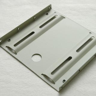 ②SSD/HDD変換マウンタセット  2.5インチ-3.5インチ