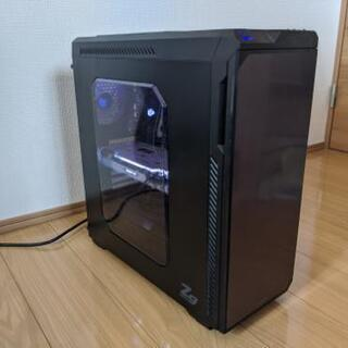 1070Ti搭載 自作ゲーミングPC 簡易水冷