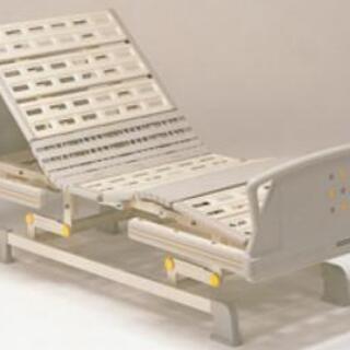 中古介護用品販売・2モーター介護ベッド