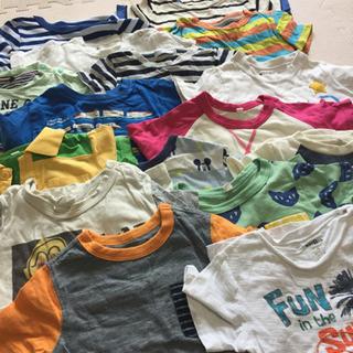 95サイズ位の半袖Tシャツ 16枚セット