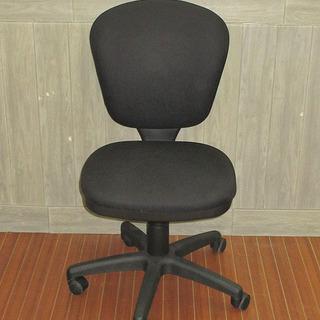 stp-0113 オフィスチェア 回転 ブラック 布張り …