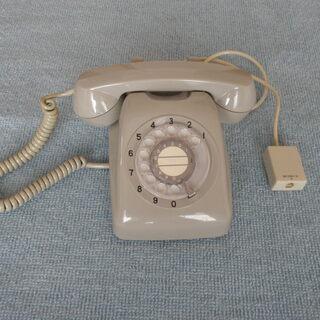 ダイヤル式電話機 (黒電話/カラー電話)