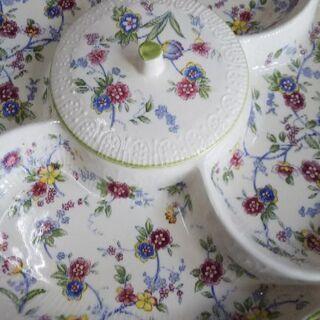 オードブル皿(蓋付き) - 生活雑貨