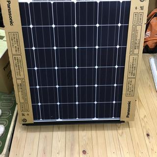 太陽光発電パネル パナソニック ハーフ120w