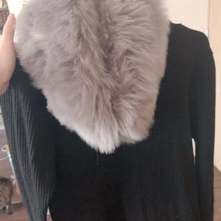 ファー 服 マグネット ドレス 私服