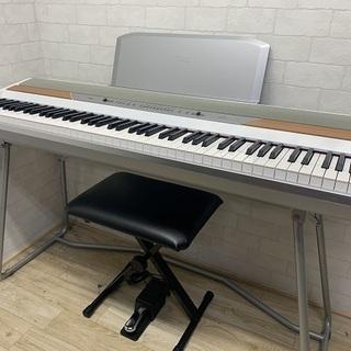 電子ピアノ コルグ SP-250WH ※送料無料(一部地域)