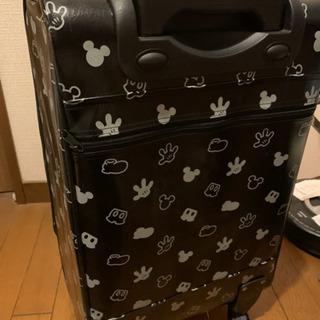 ミッキーのスーツケース - 射水市