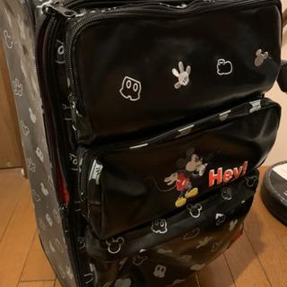 ミッキーのスーツケース