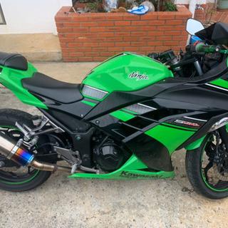 ninja250 2013年モデル