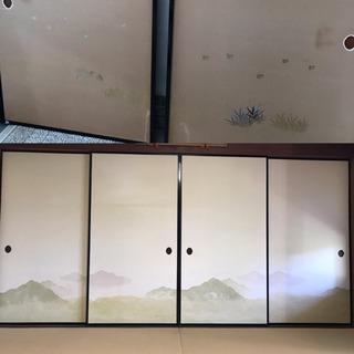 ◎専門店による丁寧な仕上がり◎ふすまの張替え2,500円~