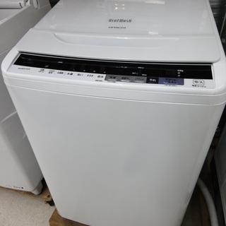 HITACHI/日立 8.0kg 洗濯機 BW-V80BE5 2...